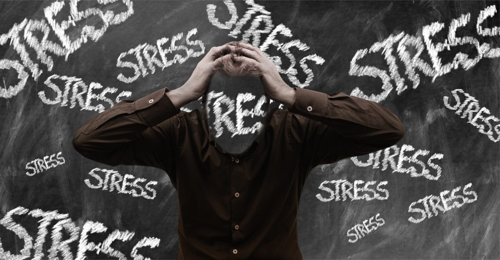 Negativen Stress reduzieren